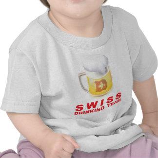 Swiss Drinking Team Shirts