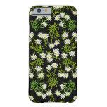 Swiss Edelweiss Alpine Flowers iPhone 6 case