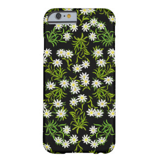 Swiss Edelweiss Alpine Flowers iPhone 6 case