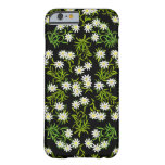 Swiss Edelweiss Alpine Flowers iPhone 6 case iPhone 6 Case