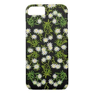 Swiss Edelweiss Alpine Flowers iPhone 7 case