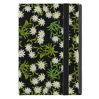 Swiss Edelweiss Flowers iPad Mini Case