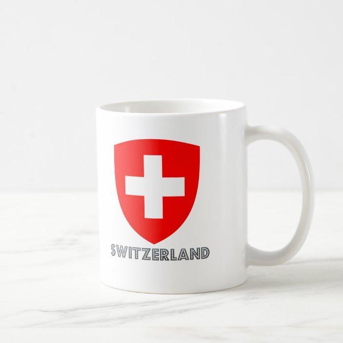 Swiss Emblem Coffee Mug