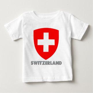 Swiss Emblem Tshirts