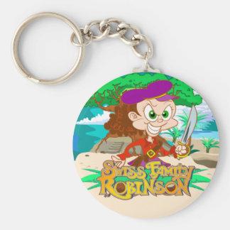 Swiss Family Robinson™ Keychain