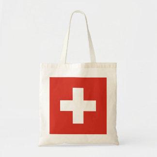 Swiss flag Bag