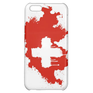 Swiss Flag iPhone 5C Case