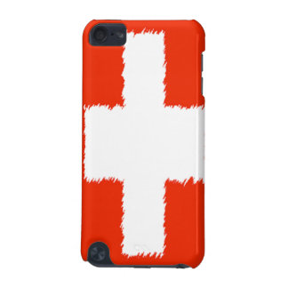 Swiss Flag iPod Touch 5G Case