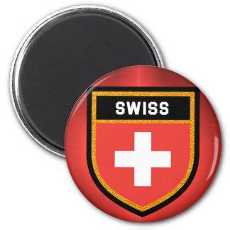 Swiss Flag Magnet