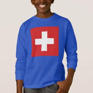 Swiss Flag T-Shirt