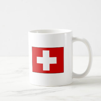 Swiss Flag T-shirts and Gifts Mugs
