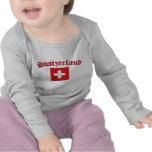 Swiss Flag Tee Shirts