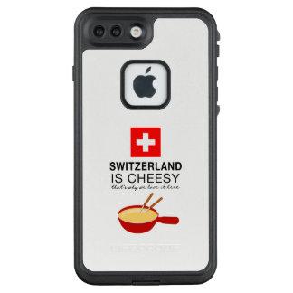 Swiss Fondue Funny LifeProof FRĒ iPhone 7 Plus Case