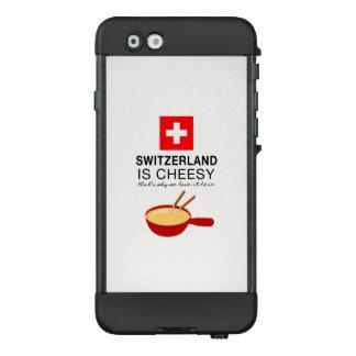 Swiss Fondue Funny LifeProof NÜÜD iPhone 6 Case