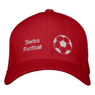 Swiss Football soccer ball football fans Nati cap