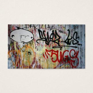 Swiss Graffiti Business Card