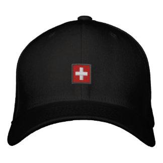 Swiss Hat - Switzerland Cap With Swiss Flag