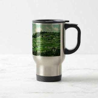 Swiss Hillsides Travel Mug