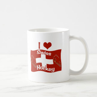 Swiss Hockey Coffee Mug