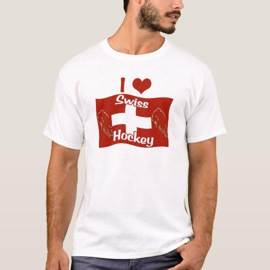 Swiss Hockey T-Shirt