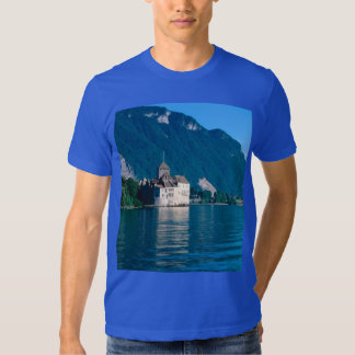 Swiss Images - Chateau Chinon 1 T-shirts