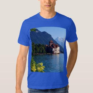 Swiss Images - Chateau Chinon 2 Tshirts
