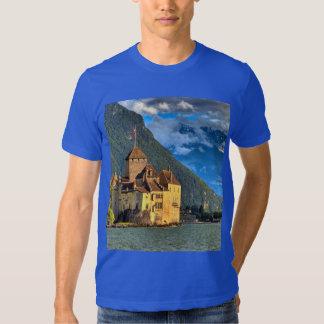 Swiss Images - Chateau Chinon 3 T Shirts