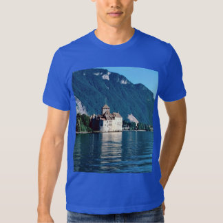 Swiss Images - Chateau Chinon 4 T Shirt