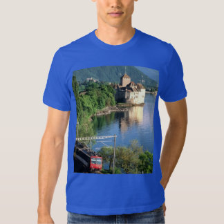 Swiss Images - Chateau Chinon 6 Tee Shirt