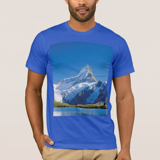 Swiss Images - glacial lake T-Shirt