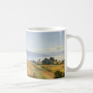 Swiss landscape by Alexandre Calame Coffee Mug