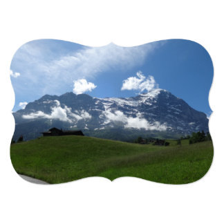 Swiss Landscape Card