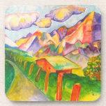Swiss Landscape Coaster
