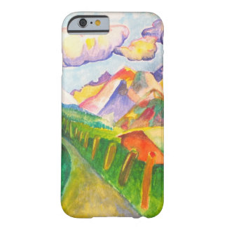 Swiss Landscape iPhone/iPad/Samsung/Motorolla feat Barely There iPhone 6 Case