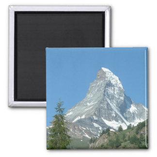 Swiss Matterhorn magnet