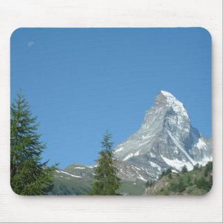 Swiss Matterhorn Mouse Pad