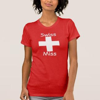 Swiss Miss Tee