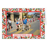 Swiss National Day Greetings Greeting Card