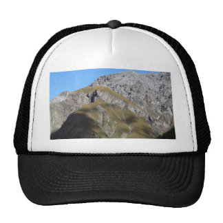 Swiss National Park Trucker Hat