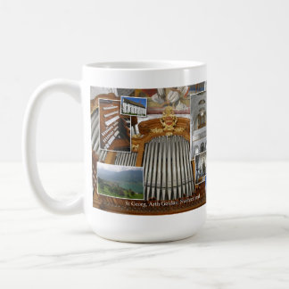 Swiss organ mug