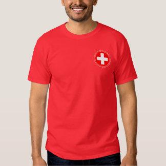 Swiss Pikemen Red & White Seal Shirt