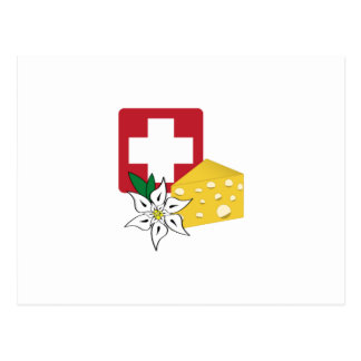 Swiss Postcard