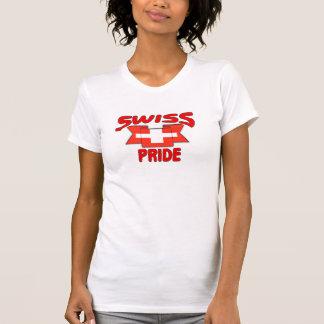 Swiss pride shirt