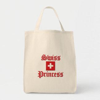 Swiss Princess Tote Bag