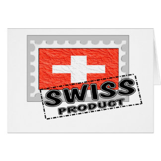 Swiss product cards
