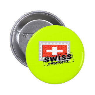 Swiss product pin