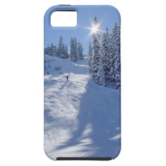 Swiss Ski by Dan iPhone SE/5/5s Case