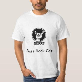 Swiss skirt café 1 T-Shirt