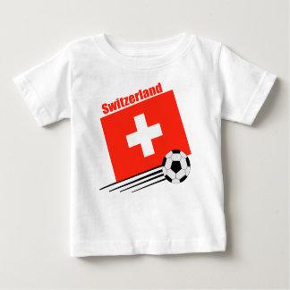 Swiss Soccer Team Tshirts