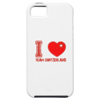 SWISS sport designs iPhone 5 Cover